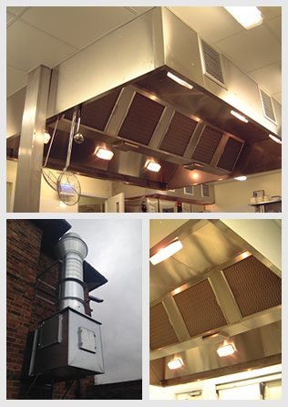 Kitchen Canopies