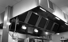 Island Kitchen Canopy