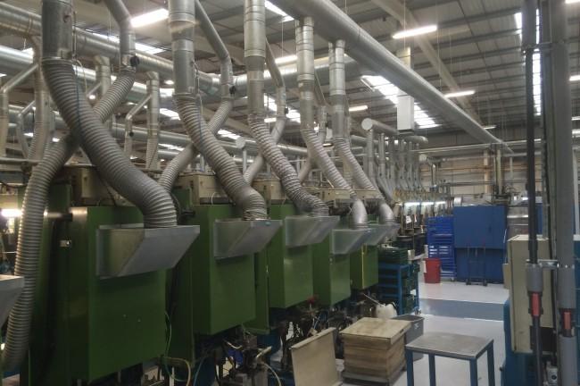 Metflex Ventilation System