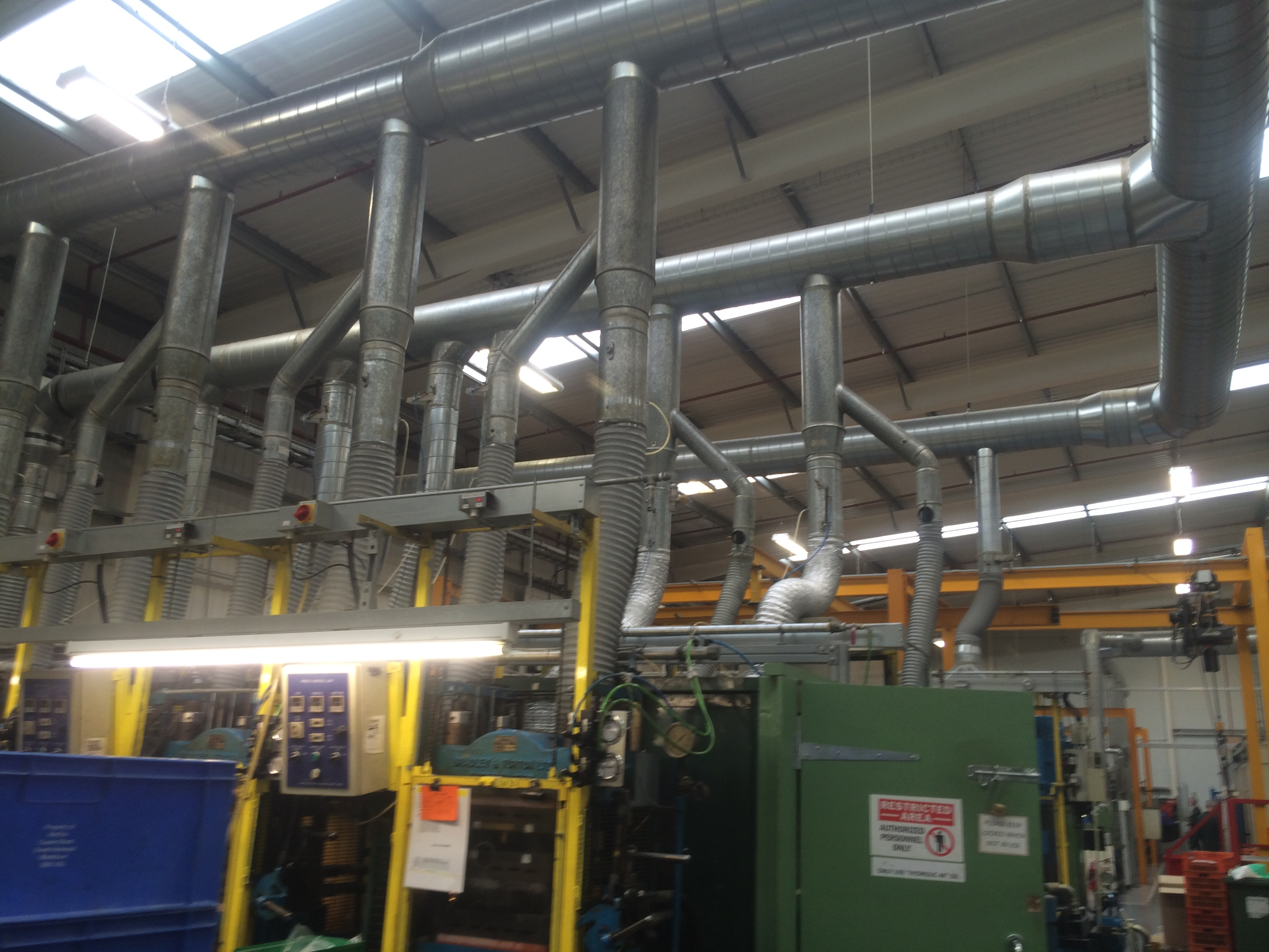 Briggs Ltd were proud to supply Metflex with a state of the art  #A47B27